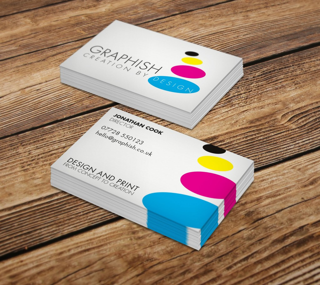 Gorgeous matt laminated business cards graphish design gorgeous matt laminated business cards colourmoves