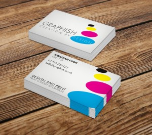 Graphish Business Cards